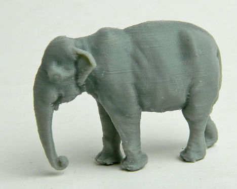 1/72, animals, elephants, Paleosculpt