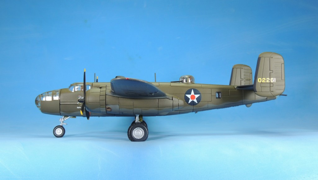 1/72, 40-2261, 40-2344, A00111, AA35312, Air Force 1, B-25, Corgi, Doolittle, Hornet, Japan, Japanese, Mitchell, Ruptured Duck, Thatcher, Thirty Seconds, TSOT, USAAF