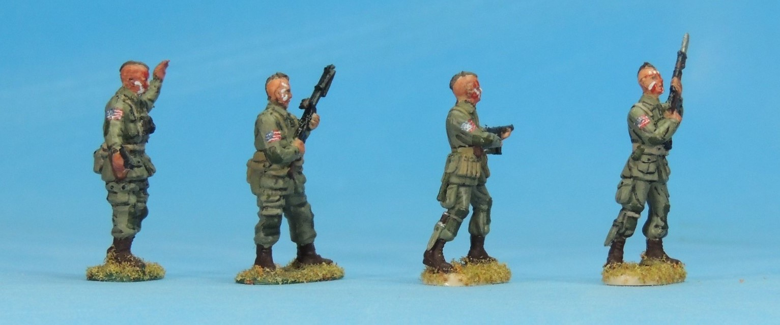 The Filthy Thirteen Of The 101st Airborne Division Part 4